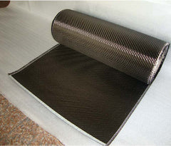 3K Carbon Fiber Cloth - Plain Weave - 200g/m2