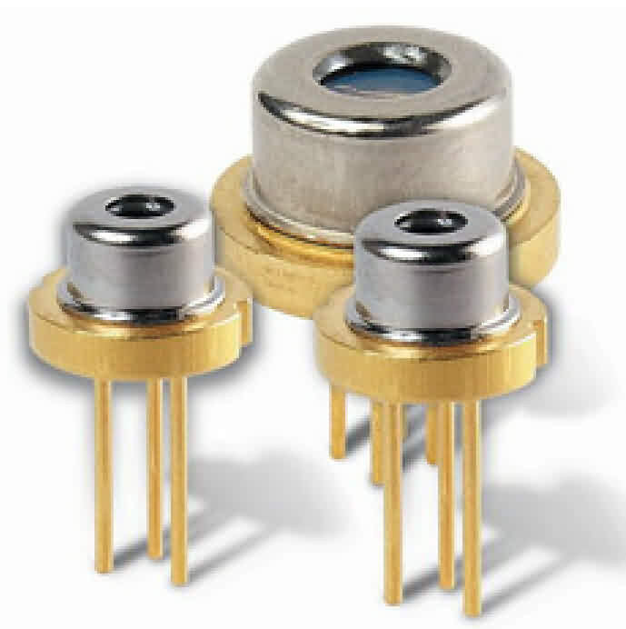 Firgelli Robots Infrared Laser Diode - OD: 5.6mm / Wave Length: 780nm Series