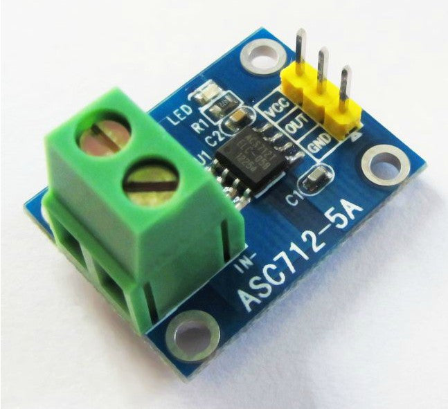 Firgelli Robots Hall-effect Current Sensor Unit