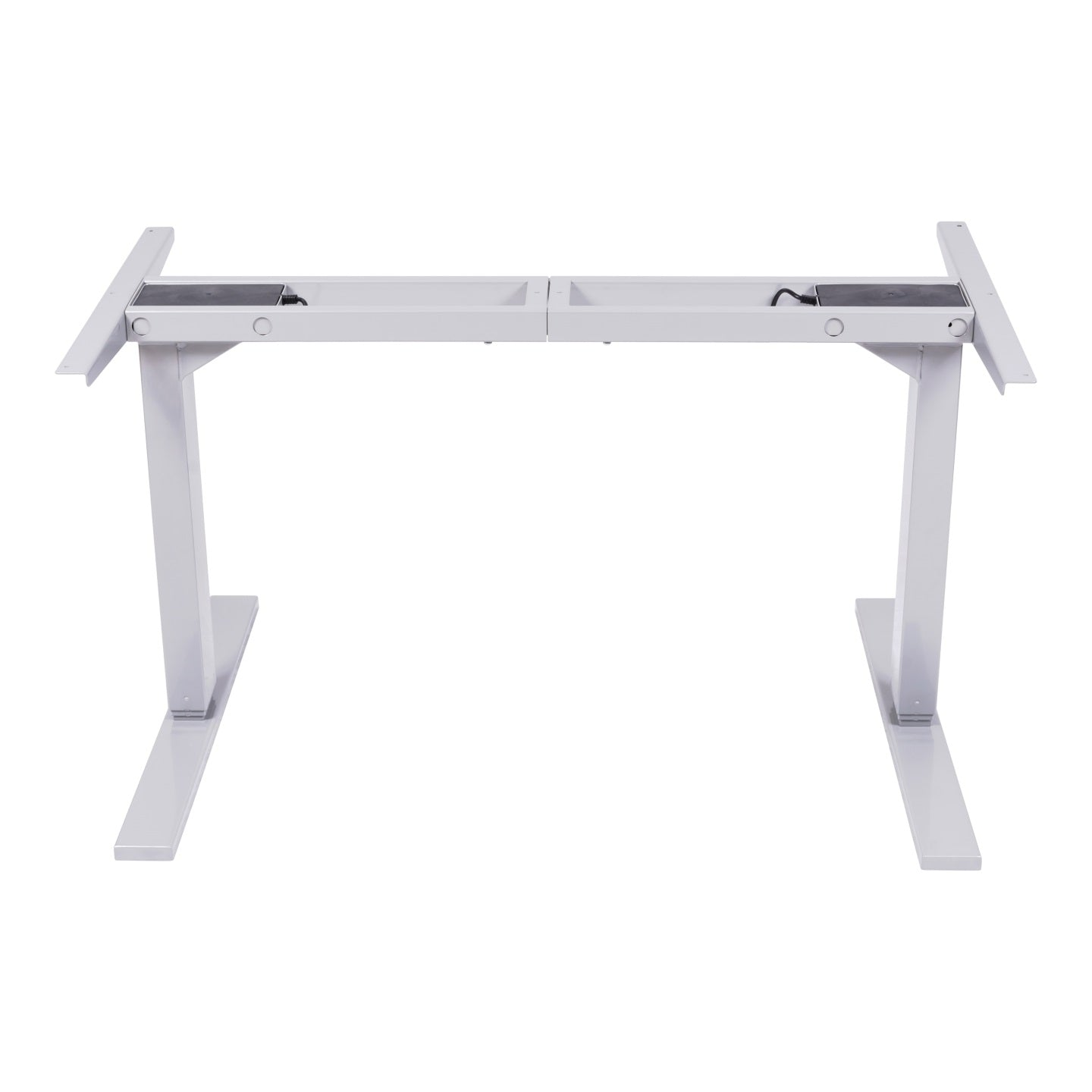 Electric adjustable sit stand desk lift