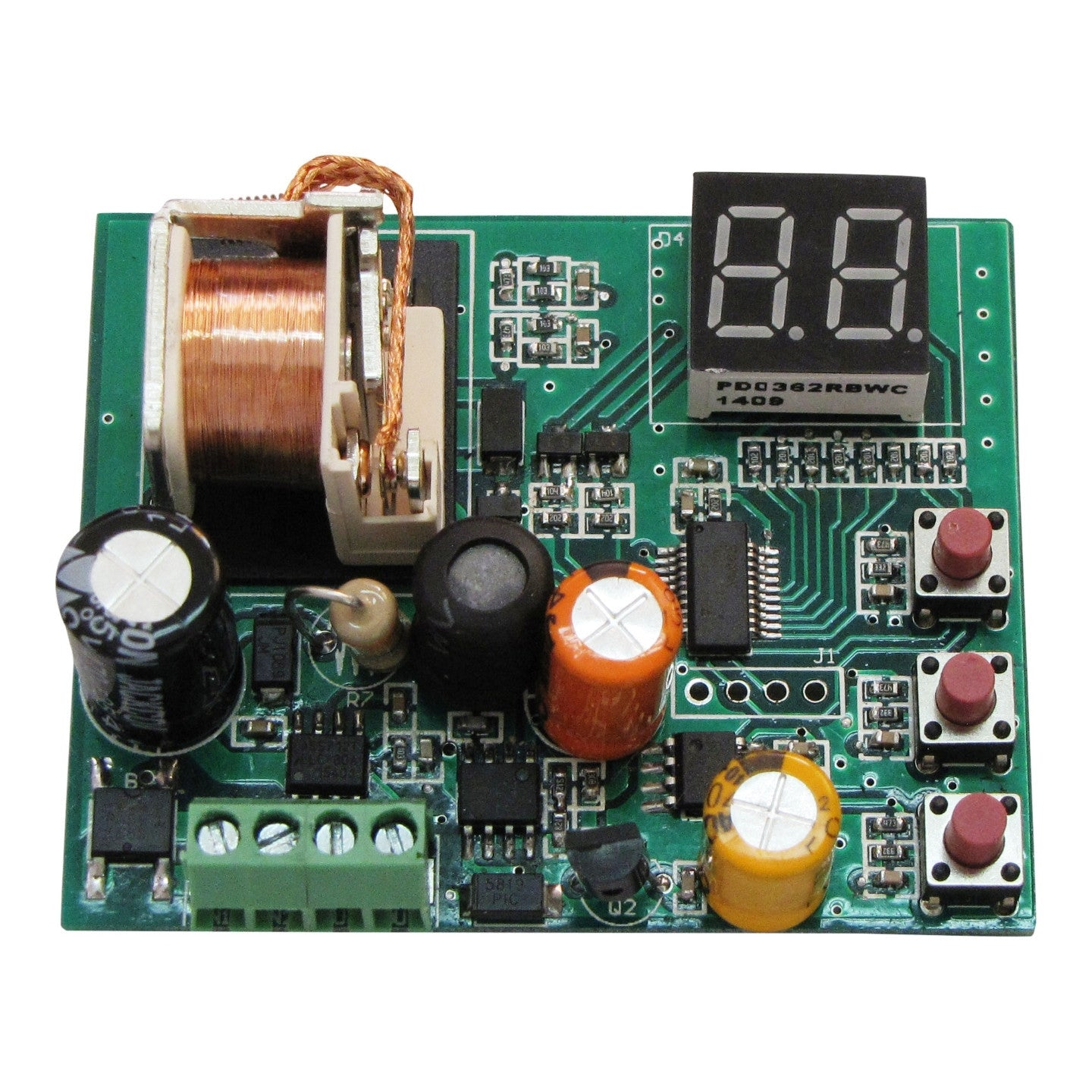 Overcurrent Protection System Fa Poct Circuit