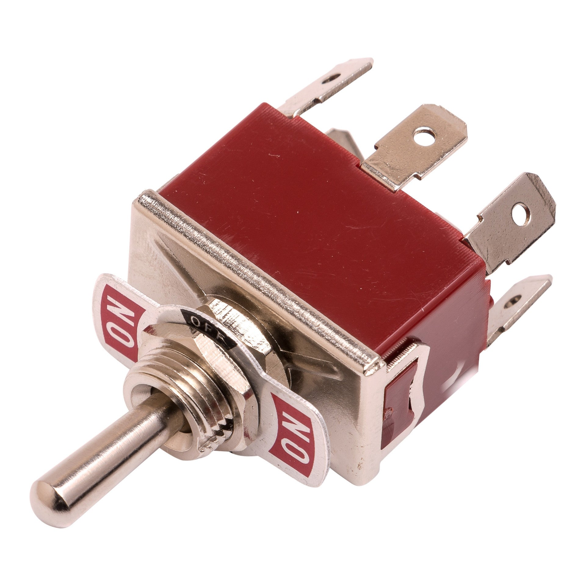 Toggle Switch For Actuators Or Motors Dpdt Of Momentary Switches Spst Should Only Require Two Terminals