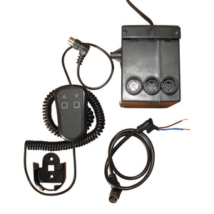 Handheld Wired Control System for Actuators