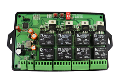 Sync Control Board for 4 actuators