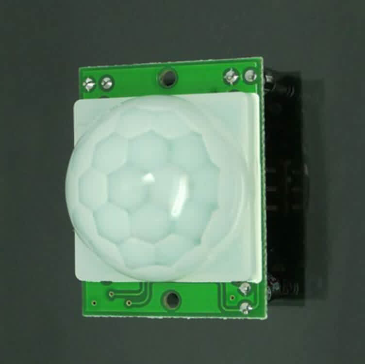 Firgelli Robots PIR Sensor Unit - Low operation voltage