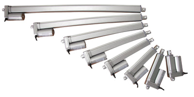 Various Forces and stroke of the Premium Linear Actuators