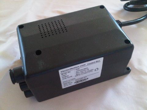 Control Box for TV Lift Systems
