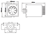 Timer Relay Wiring Diagram