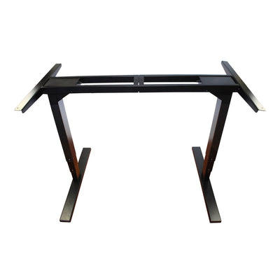 adjustable sit stand two leg desk lift