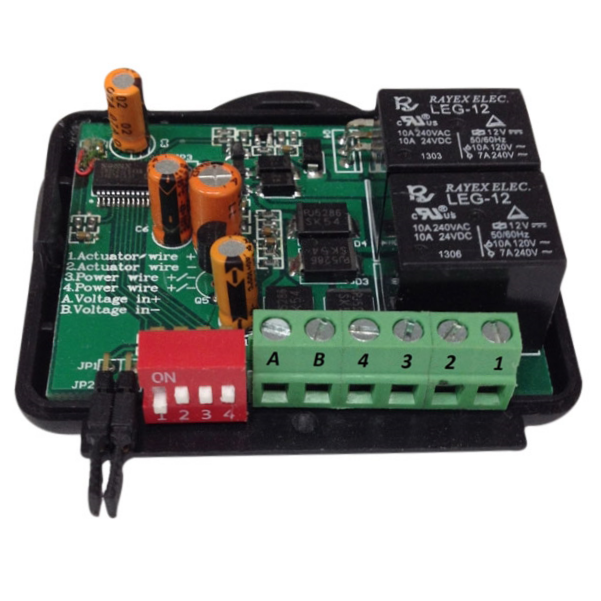 Speed Controller for Linear Actuators