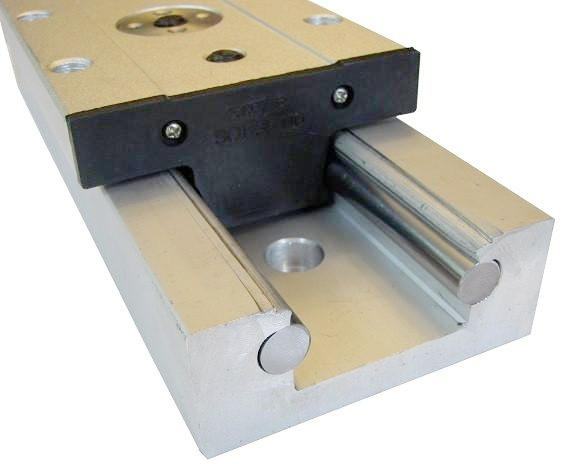 Heavy Duty Linear Bearing Slide Rails With Fa Sgr 35 Series