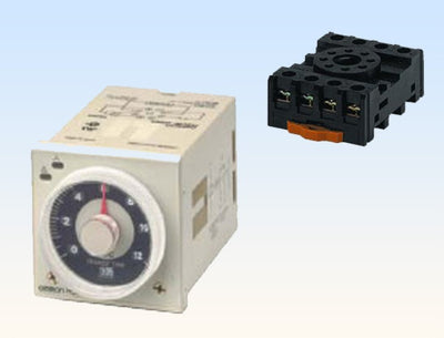 timer relay and socket