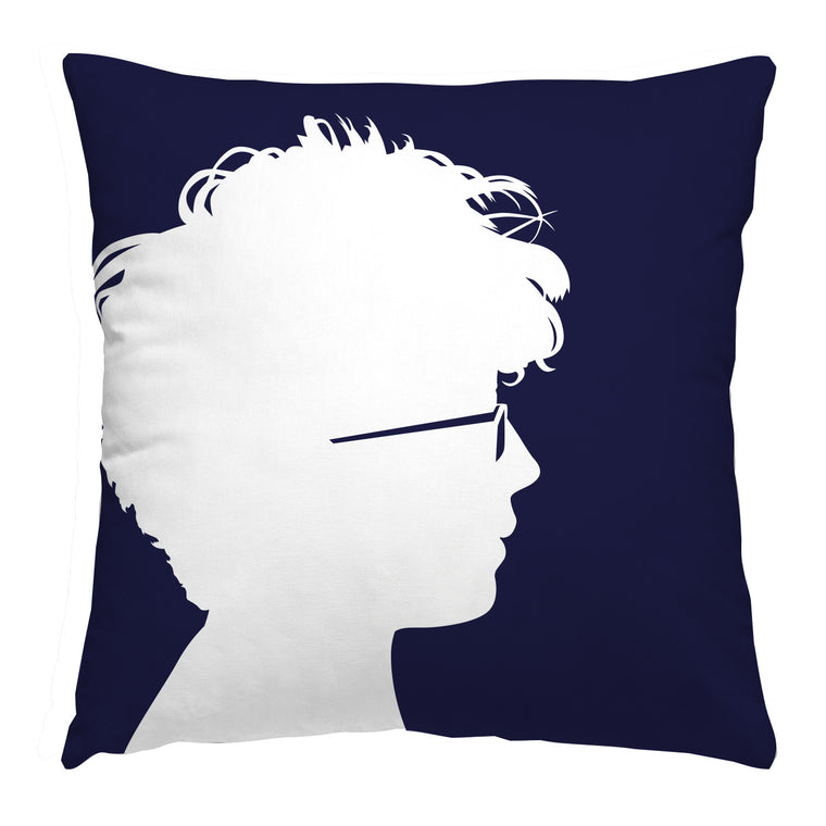 Custom Oversized Silhouette Pillow