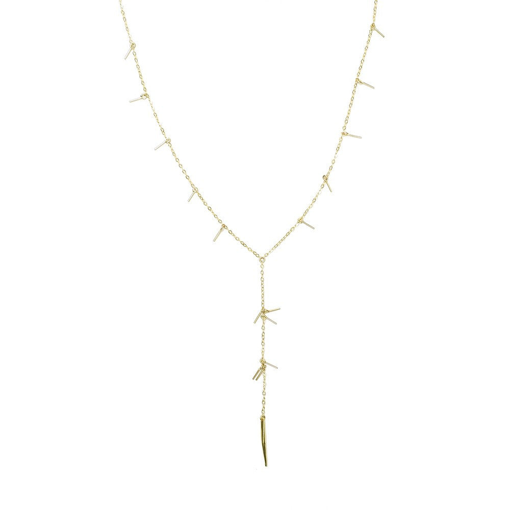 Garden Necklace- Spike