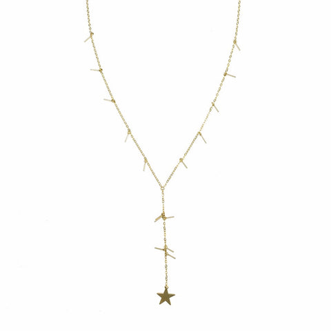 Garden Necklace- Star