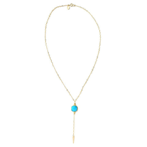 Lust Necklace- Turquoise