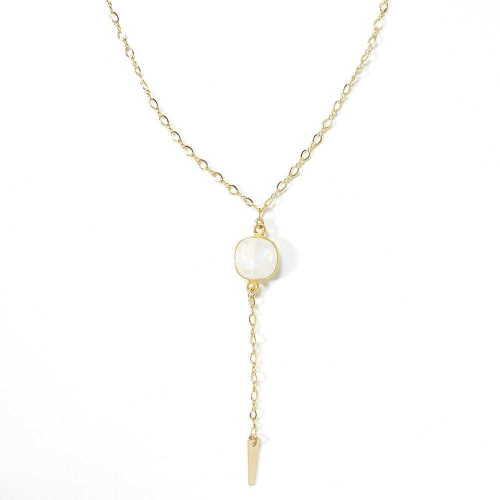 Lust Necklace- Moonstone