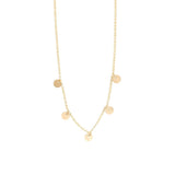 Madrid Necklace-Gold