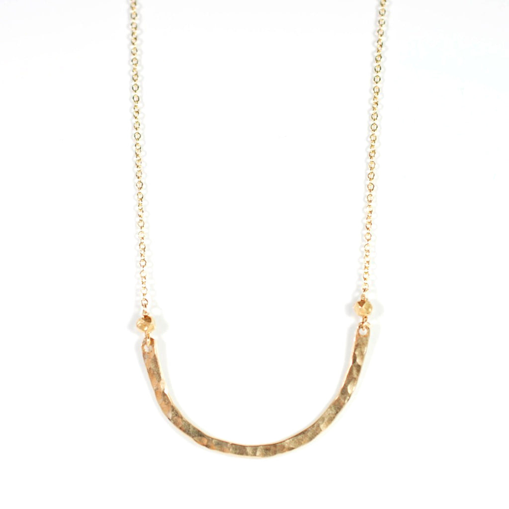 Curve Shape Necklace- Small