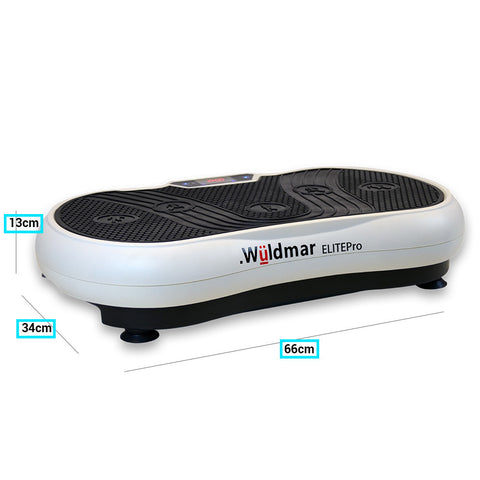 2017 WULDMAR ELITEPro ii 250 Speed | 1500w Vibration Plate