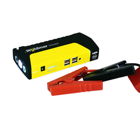 Wuldmar 600A POWER Mini Jump Starter WP-B08A