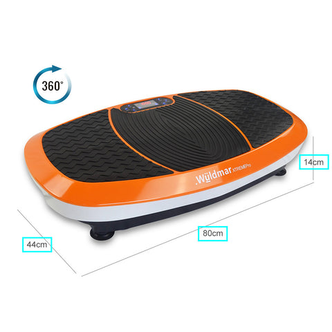 2017 WULDMAR XtremePro 360° 3D 250 Speed | 3000w Vibration Plate
