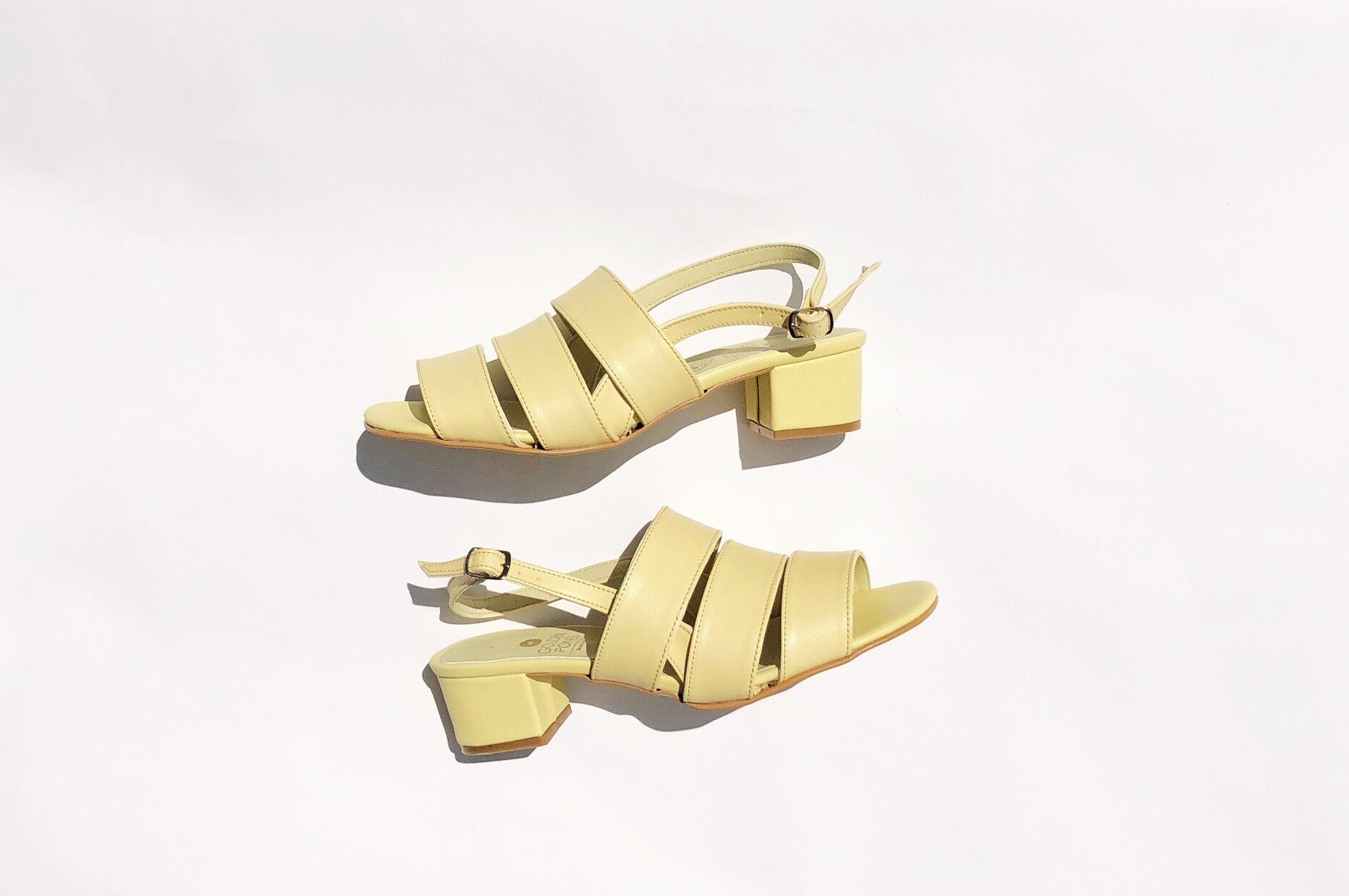 f29bab1071b10 Poppy Faux Leather Strapped Sandals – golden ponies