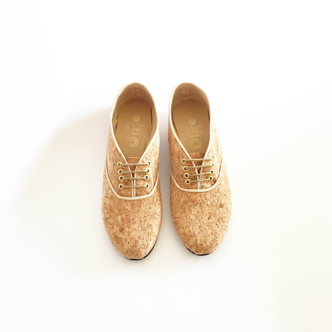 Pony Oxford Natural Cork