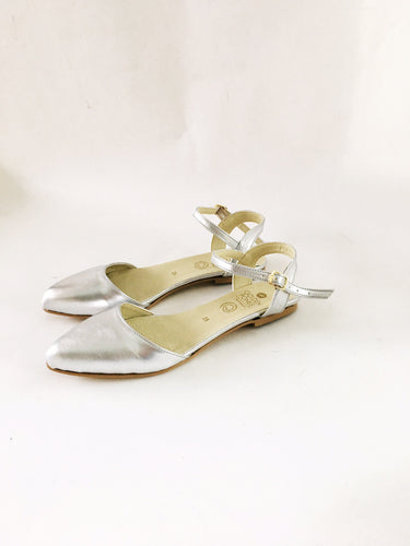 Adele Pointed Flat Sandals