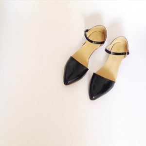 Minna D´orsay pointed flats