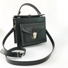 Load image into Gallery viewer, Alexa Structured Box Shoulder Bag