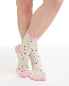 Party Dot Socks