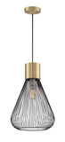 Freira Modern Cage Pendant by Lite Source