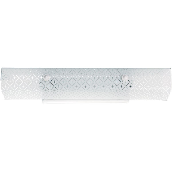 "24"" Channel Glass Sconce"