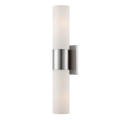 Gyala Modern Bath Sconce by Lite Source