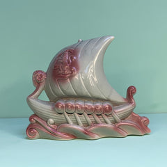 Viking Ship TV Light