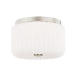 Lydia 2-Light Flush Mount Ceiling Fixture - Mitzi by Hudson Valley