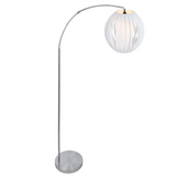 Deion 1-Light Arc Lamp