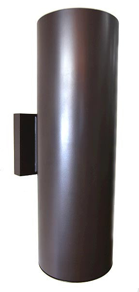 Up-Down Cylinder Sconce