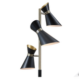 Jared Adjustable Floor Lamp by Lite Source - Practical Props