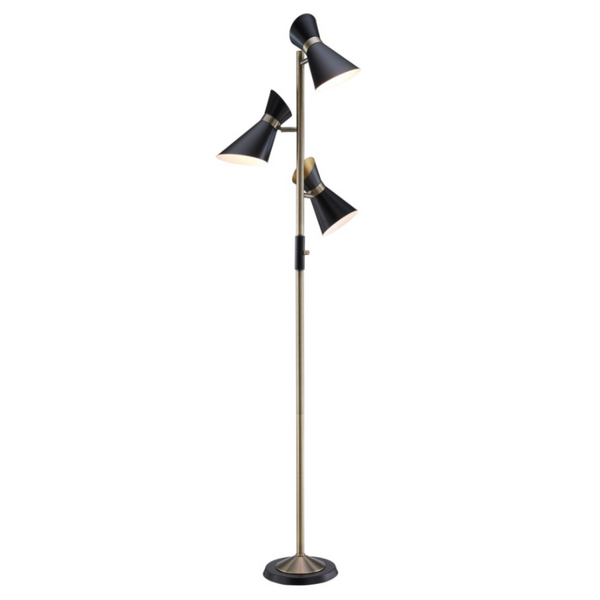 Jared 3-Light Floor Lamp