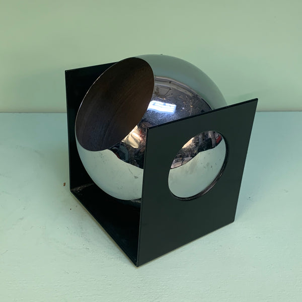 1960s Chrome Eyeball Sconce
