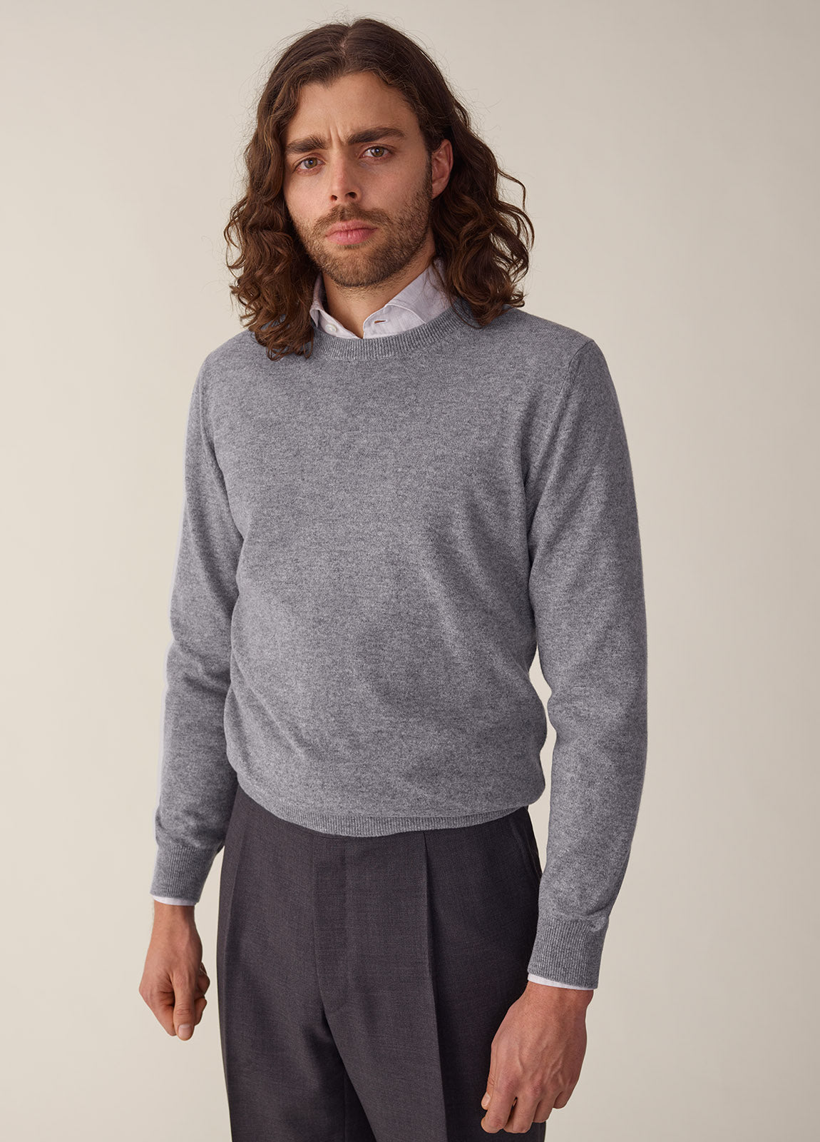 Amo C Cashmere - Light Grey