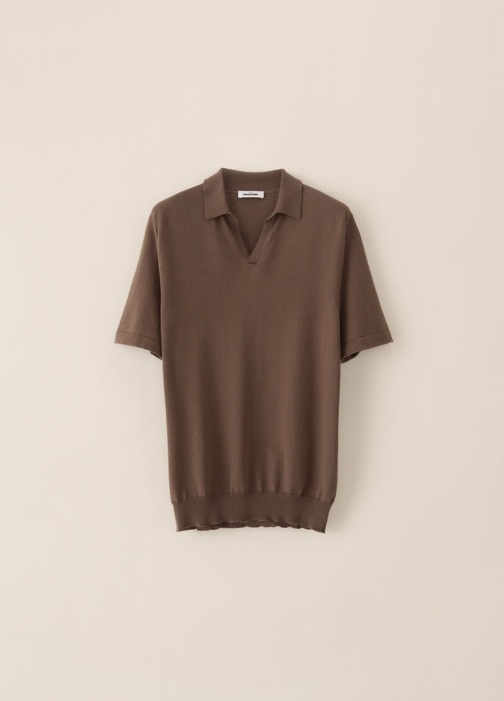 Amo Tennis Cotton - Brown