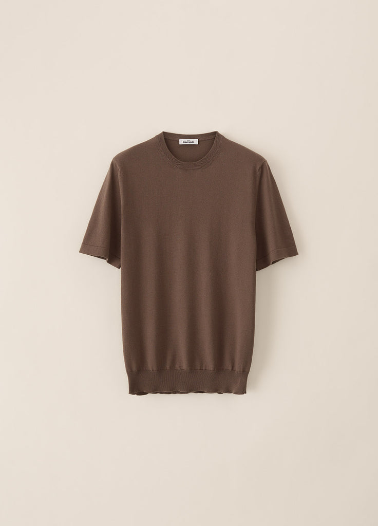 Amo T Cotton - Brown