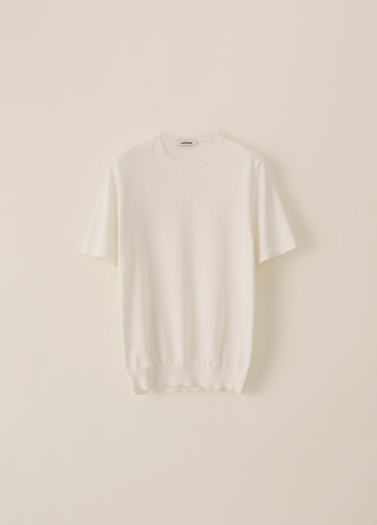 Amo T Cotton - Off White