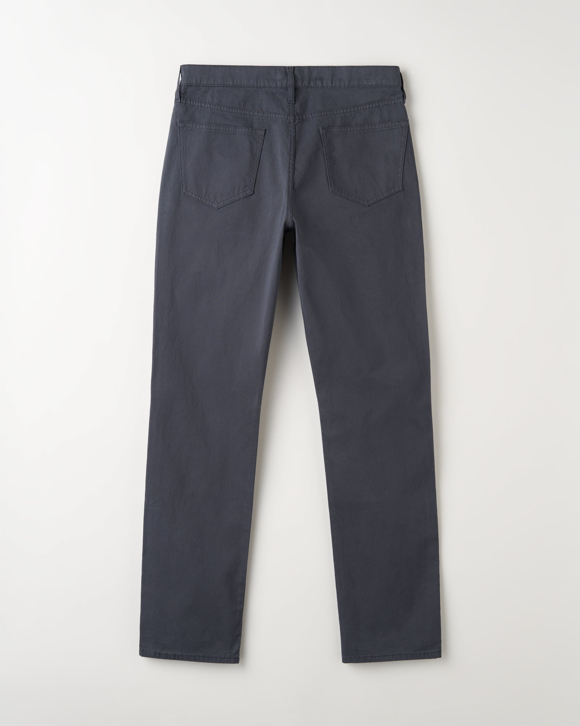 5 Pocket Trouser - Dark Grey