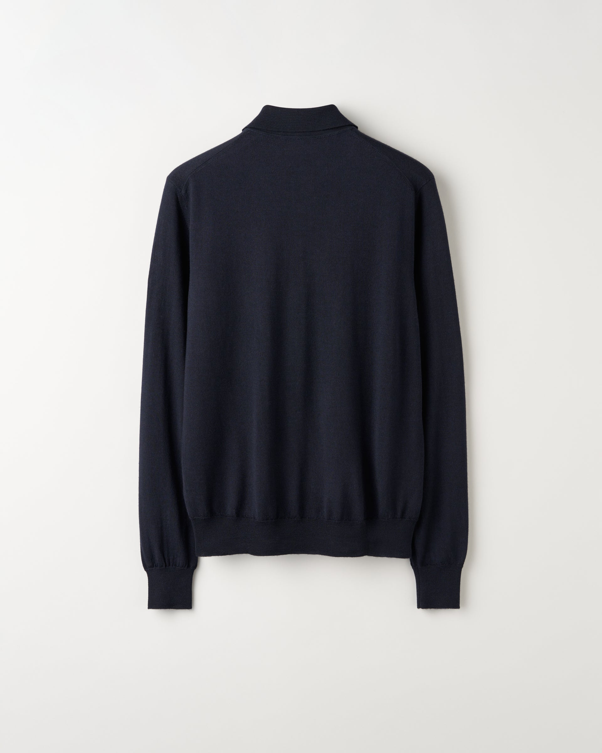 Polo Cashmere/Silk - Navy