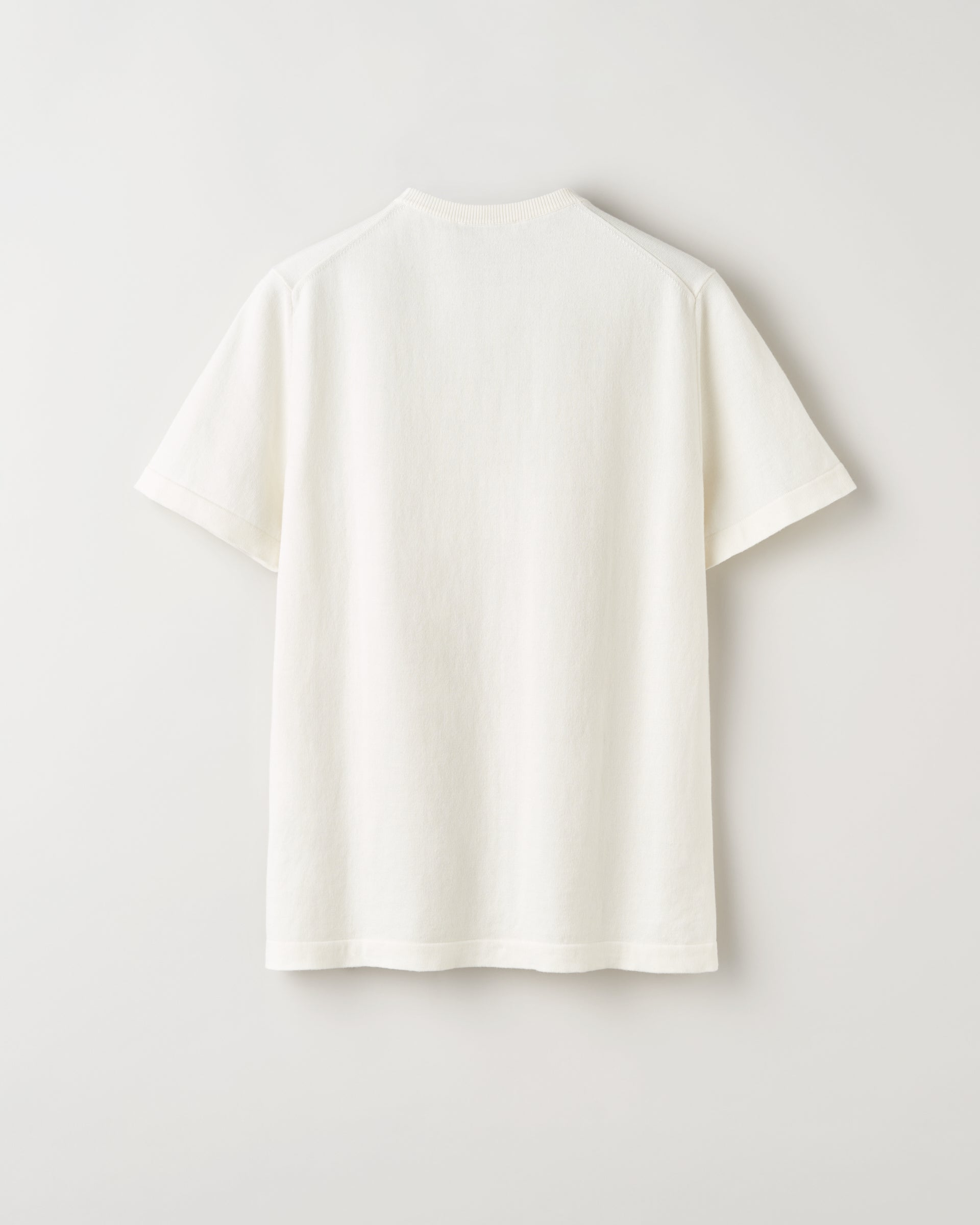T-Shirt Cotton - Off White