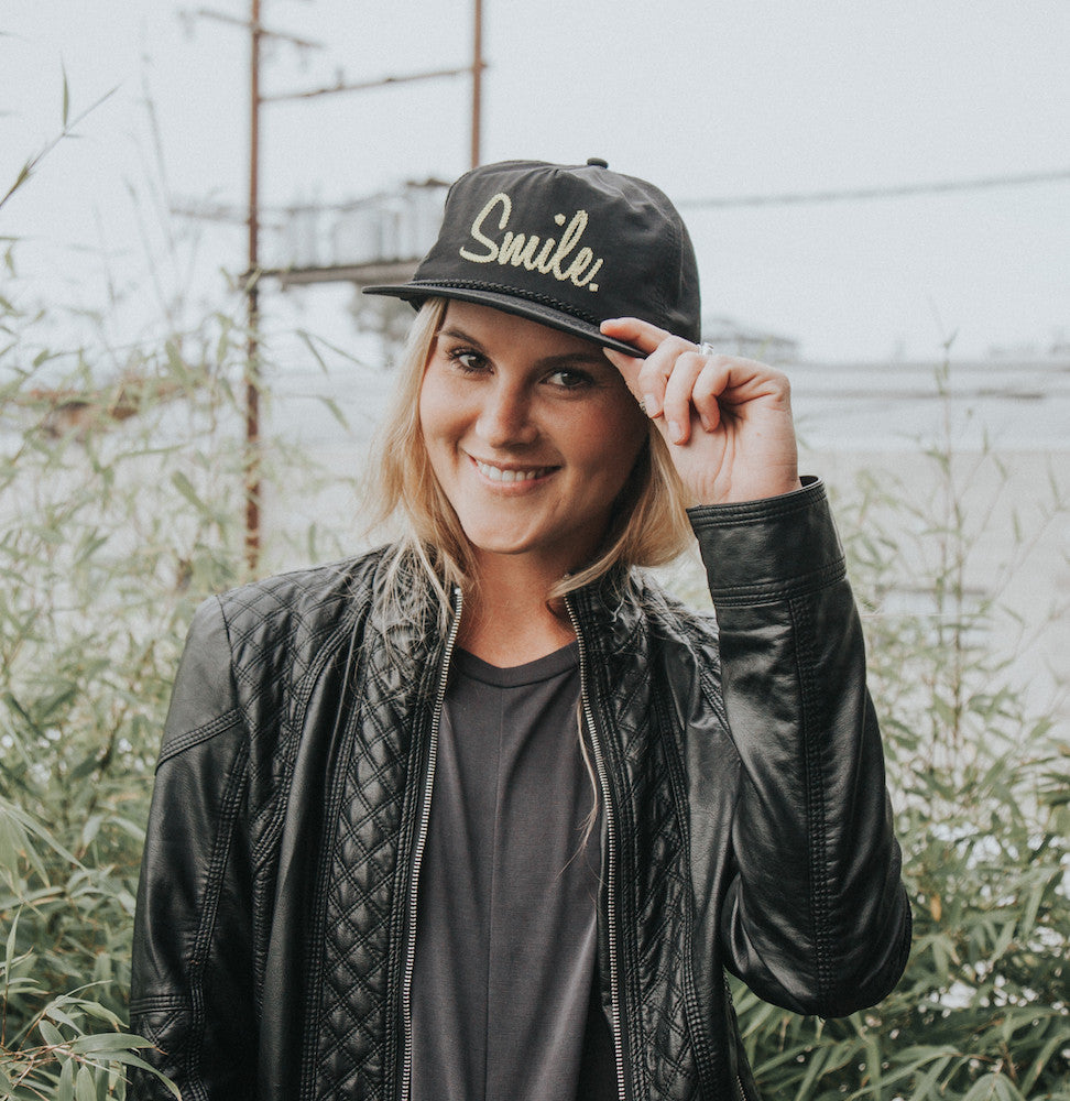 Smile in The Wild with Natalie Hagglund